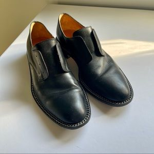 Givenchy Derby slip on size 36.5